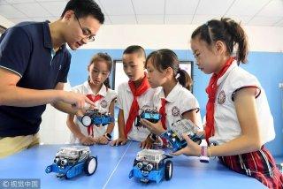 深圳学习中学生编程的学校