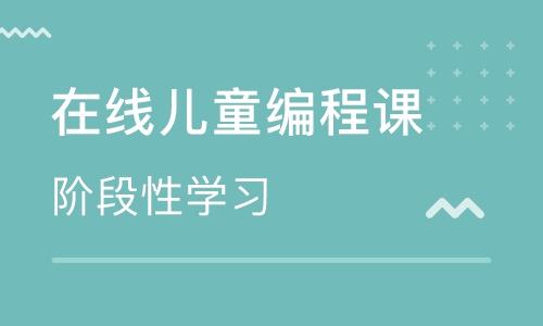 深圳南山区少儿编程辅导班