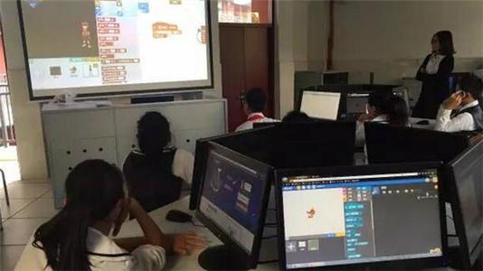 2020杭州那里有可以培训高中生编程