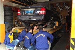 北京石景山区哪个学校学汽车修理好
