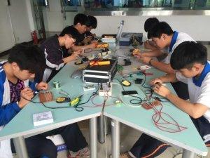 咸宁咸安区哪里可以学高级电工