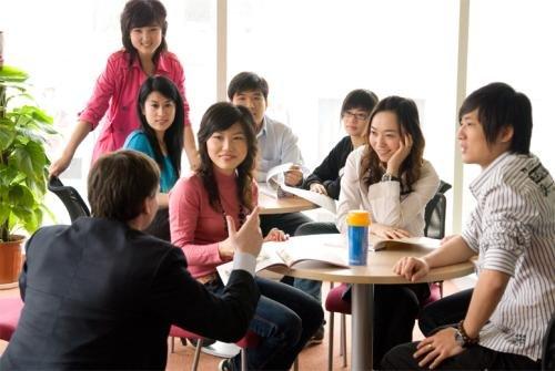 大连市中山区创课教育培训学校校区环境图片