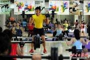 长沙望城坡哪个学校学健身教练好