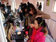 如何学韩式化妆
