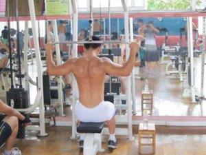 安康汉滨区附近健身教练培训班