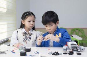 儋州童程童美乐高创意启蒙课程培训学校