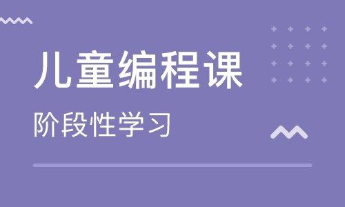 广州小学生编程培训学校