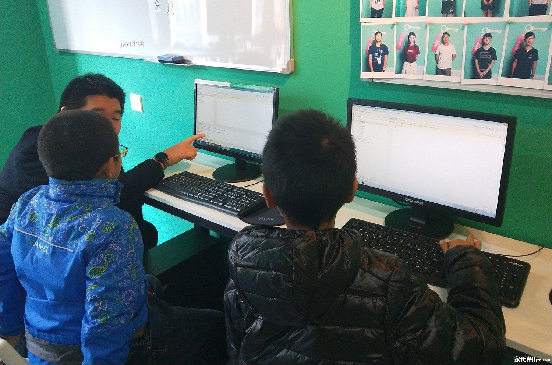 上海虹口区知名青少年学编程学校