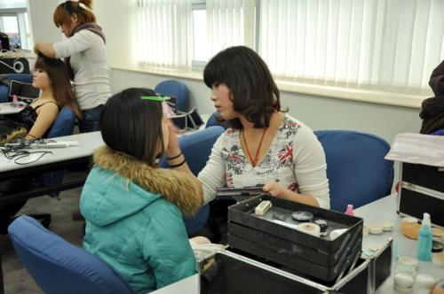 南宁色妆形象设计师2018年冬季培训班