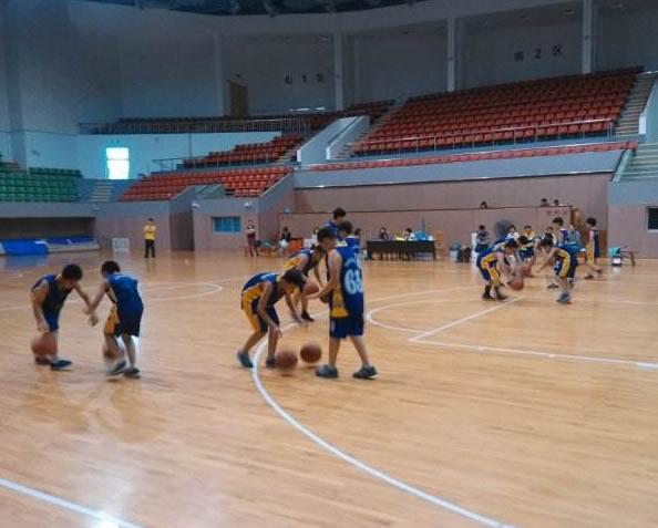洋幼幼囹�a_2019年上海黄浦区青少年篮球2019年暑假培训班