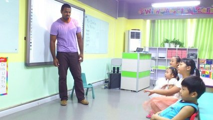 济南附近英语口语培训班
