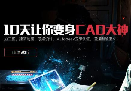 廈門學AutoCAD報什麼班(ban)