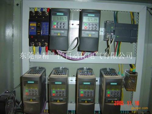 2018年郑州中原区plc编程变频器智能控制培训费用多少